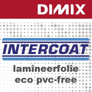 L221 - Intercoat 7652 - PVC-vrij laminaat (op basis BOPP) - glanzend - dikte 60 micron