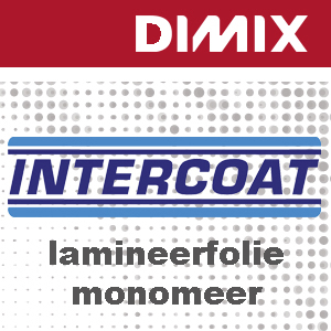 L401 - Intercoat Protec 382p - Monomeer laminaat - glanzend - dikte 80 micron