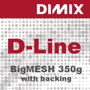 P3324 - D-Line BigMesh FR Backing - 350 g/m2 - B1