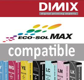 Sioen alternatief Roland Ecosol Max inkten