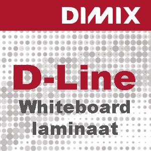 D-Line L320 - Whiteboard laminaat - glanzend - dikte 65 micron