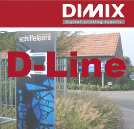 D-Line L342 Anti-grafitti laminaat - glanzend - PET - dikte 36 micron