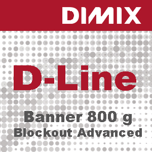 P3308 - D-Line Blockout Advanced FR - 800 g/m2 - gegoten pvc-spandoek - B1
