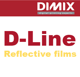 D-Line 8501 Reflective White - 610 mm, per meter