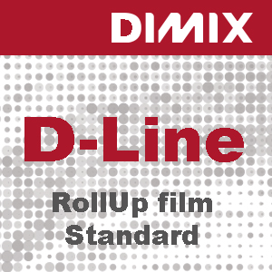 P1203 - D-Line Rollup Film Standard 200 micron